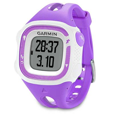 Garmin Forerunner 15 Small GPS Running Watch with HRM - Violet