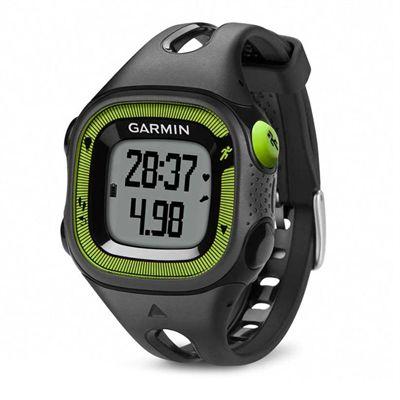 Garmin Forerunner 15 Small GPS Running Watch with HRM - Black