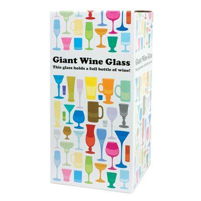Giant Wine Glass Box