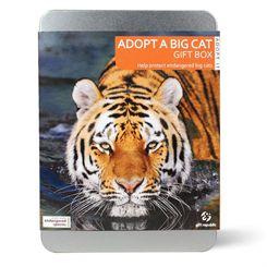 Gift Republic Adopt a Big Cat Gift Box