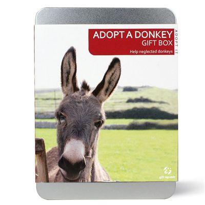 Gift Republic Adopt a Donkey Gift Box - Main Image