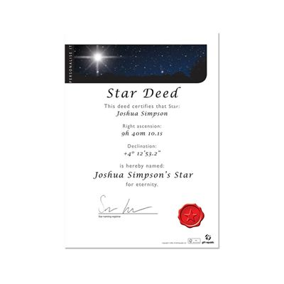 Gift Republic Name a Star Gift Box - Image 2