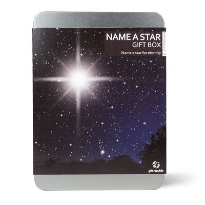 Gift Republic Name a Star Gift Box - Main Image