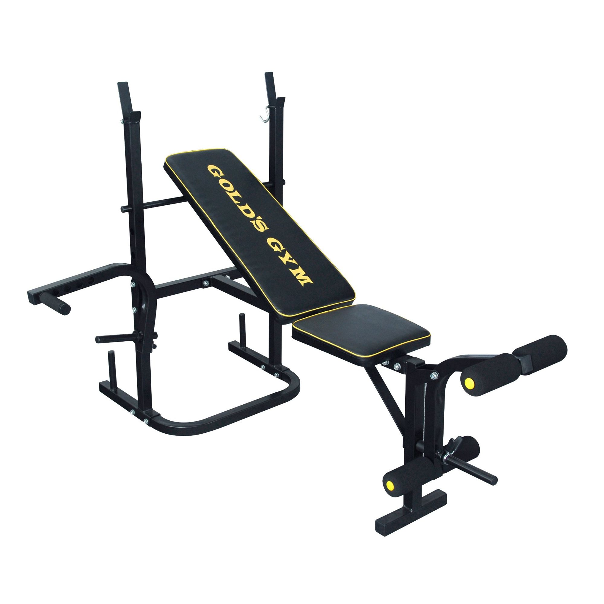 Golds Gym Multi Purpose Bench - Sweatband.com