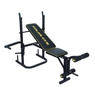 Golds Gym Multi Purpose Bench