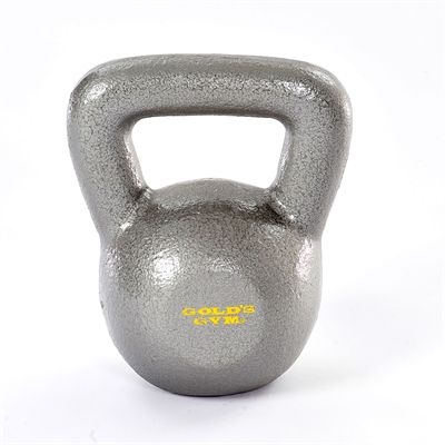 Golds Gym Kettlebell - front