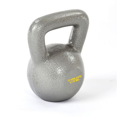 Golds Gym Kettlebell - side