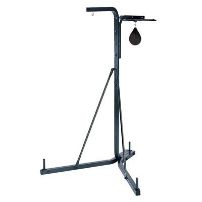 Golds Gym Boxing Stand With Speedball