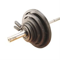 Golds Gym Standard 25.4mm Quick Release Spring Collars (pair)