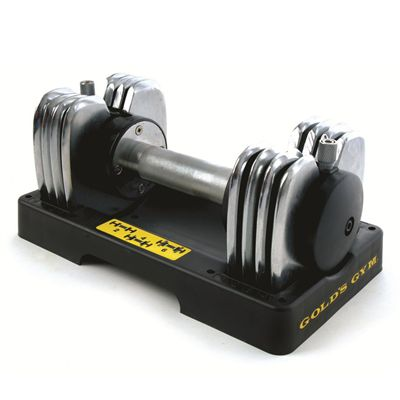 Golds Gym Transformer Dumbbell - 20kg