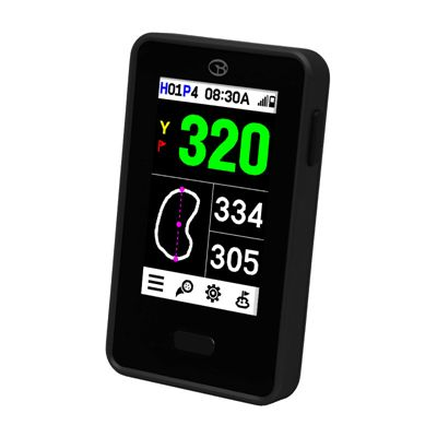 GolfBuddy VTX Handheld Golf GPS - Slant