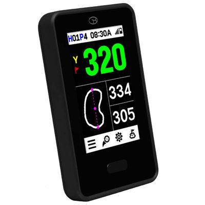 GolfBuddy VTX Handheld GPS - Angled