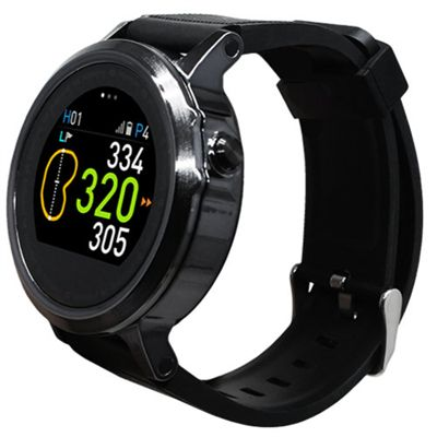 GolfBuddy WTX Plus GPS Golf Watch - Angled