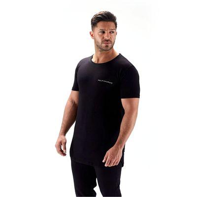 Half Human Mens Scoop Neck T-Shirt - 1