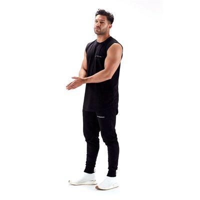 Half Human Mens Sleeveless T-Shirt - 4