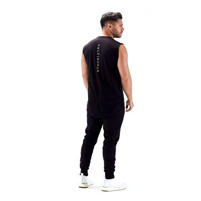 Half Human Mens Sleeveless T-Shirt - 5