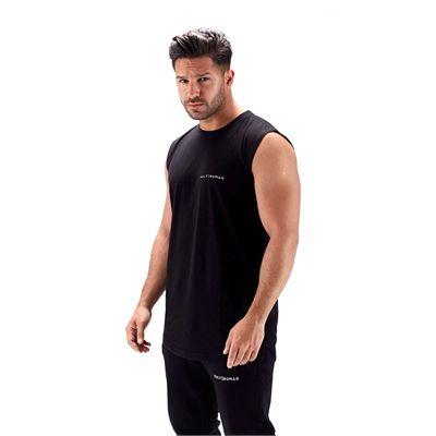 Half Human Mens Sleeveless T-Shirt - 6