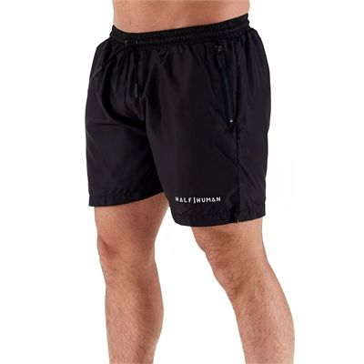 Half Human Mens Swim Shorts - 1