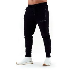 Half Human Mens Tapered Fit Joggers