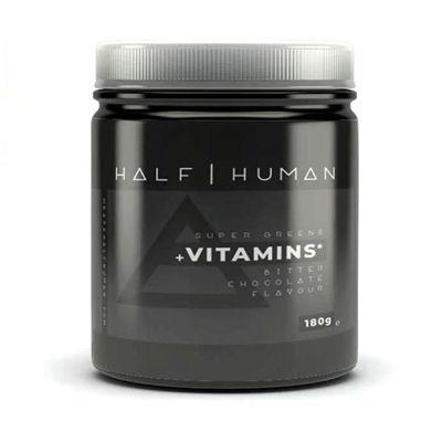 Half Human Multi-Vitamins + Super Greens
