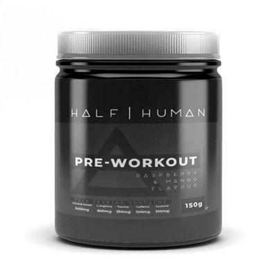 Half Human Pre-Workout