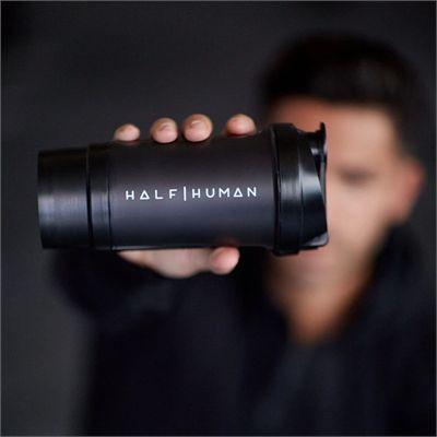 Half Human Protein Shaker - Lifestyle2