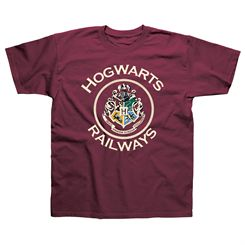 Harry Potter Hogwarts Railway T-Shirt