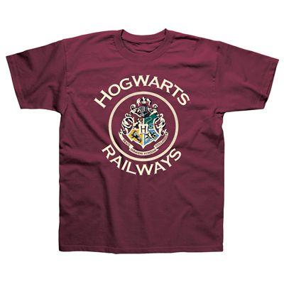 Harry Potter Hogwarts Railway T-Shirt