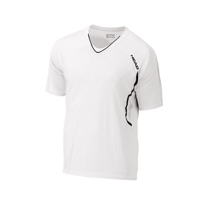 Head Diego Shirt V-neck White