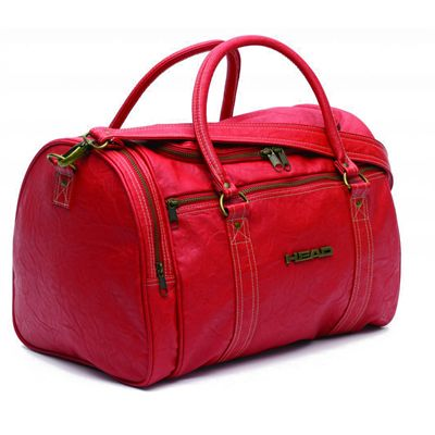 Head Ladies Travel Faux Leather St Moritz Holdall