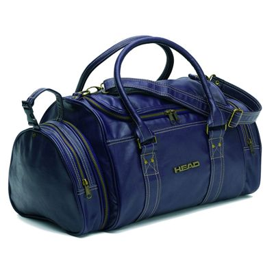 Head Ladies Travel Faux Leather St Tropez Holdall