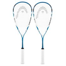 Head Microgel 125 Squash Racket Double Pack