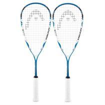 Head Microgel 125 Squash Racket Double Pack