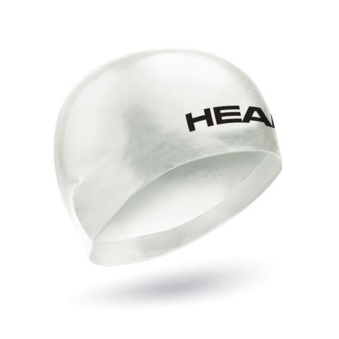 Head 3D Racing Swimming Cap