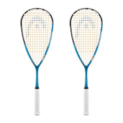 Head Anion2 135 Squash Racket Double Pack