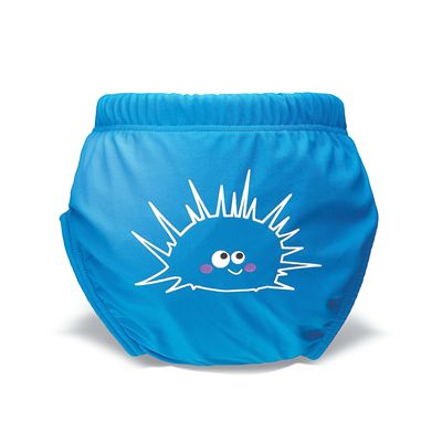 Head Aqua Nappy - Turquoise - Back