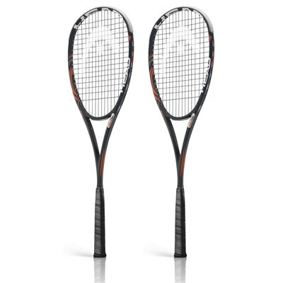 Head Argon2 145 Ltd Squash Racket Double Pack