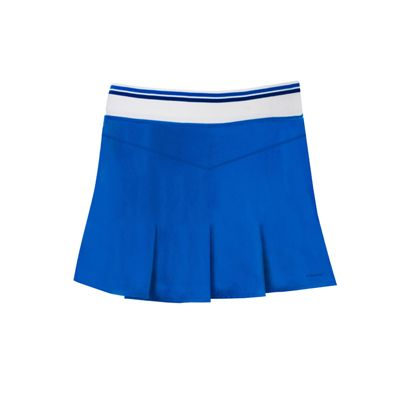Head Billie Ladies Skort Blue White Navy