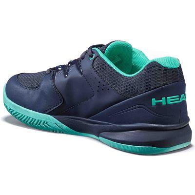 Head Brazer 2.0 Ladies Tennis Shoes - Slant