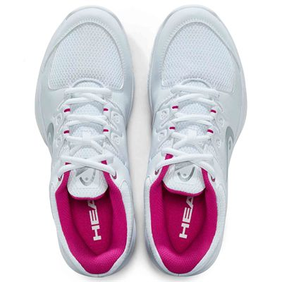 Head Brazer 2.0 Ladies Tennis Shoes - White - Above