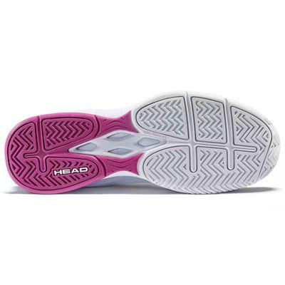 Head Brazer 2.0 Ladies Tennis Shoes - White - Sole
