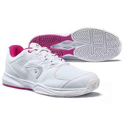 Head Brazer 2.0 Ladies Tennis Shoes - White