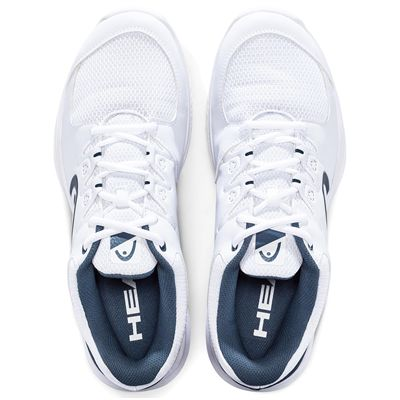 Head Brazer 2.0 Mens Tennis Shoes - WhiteNavy - Above