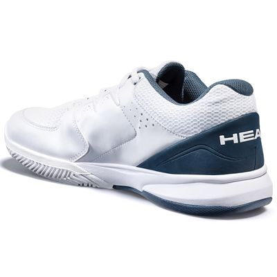 Head Brazer 2.0 Mens Tennis Shoes - WhiteNavy - Slant