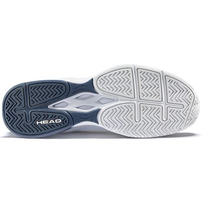 Head Brazer 2.0 Mens Tennis Shoes - WhiteNavy - Sole