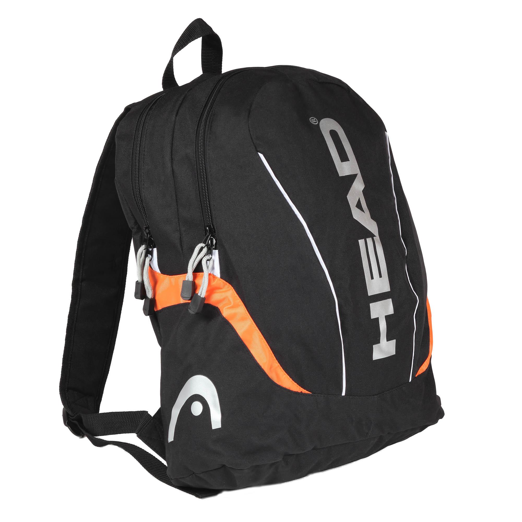 Head Centaur Backpack - Black