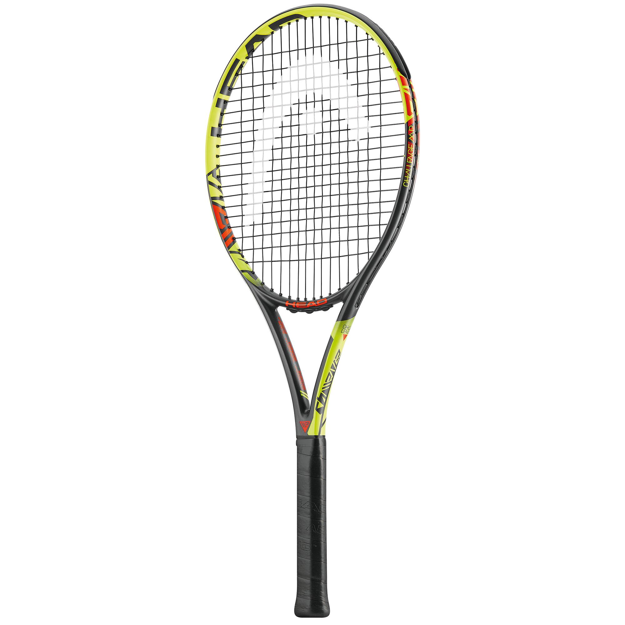 Head Challenge MP Tennis Racket SS16  Grip 4