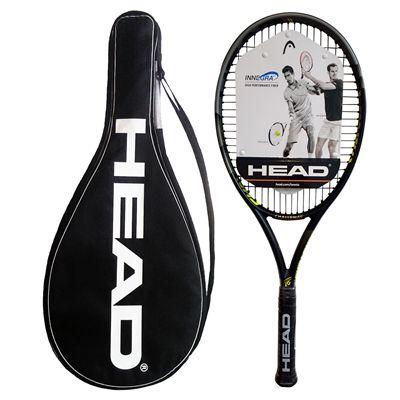 Head Challenge Pro Tennis Racket - Cover