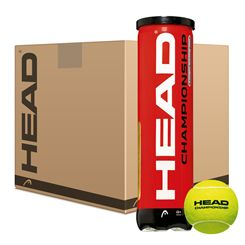 Head Championship Tennis Balls - 12 dozen