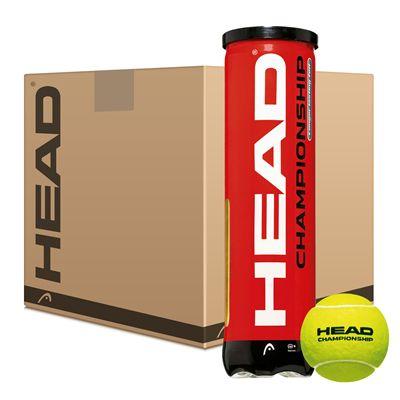 Head Championship Tennis Balls (12 dozen)